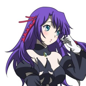 Gilr with purple hair with big boobs It Is All About The Hair The Color Of Royalty Japan Powered